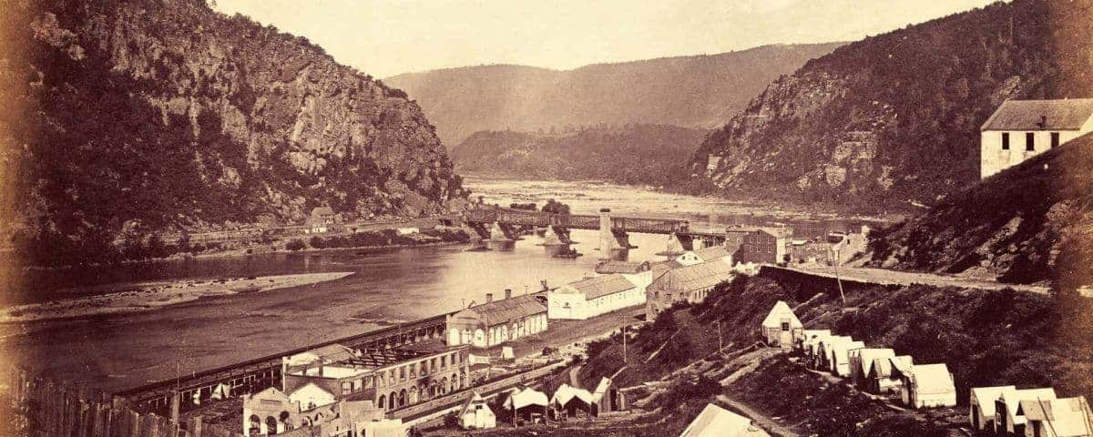 Harpers Ferry History