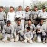 [1940?] Bakerton Baseball Team
